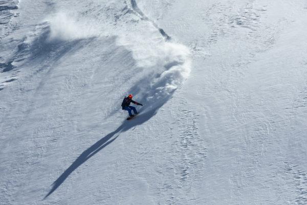 Svaneti powder - Heli Assisted Skitouring