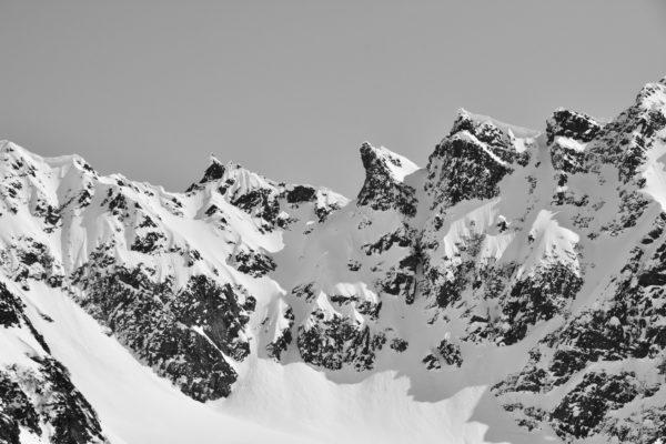 Ganalsky range, Kamchatka.