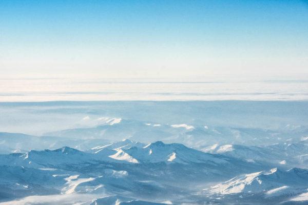 Podnebesnye Zub'ya massif, highest point of Kuznetsky Alatau range.